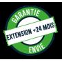Extension de garantie +24 mois